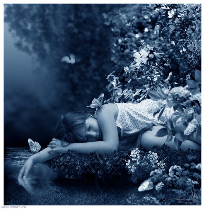 Добрая сказка на ночь для мальчика и девочки фото картинки фотки фотографии